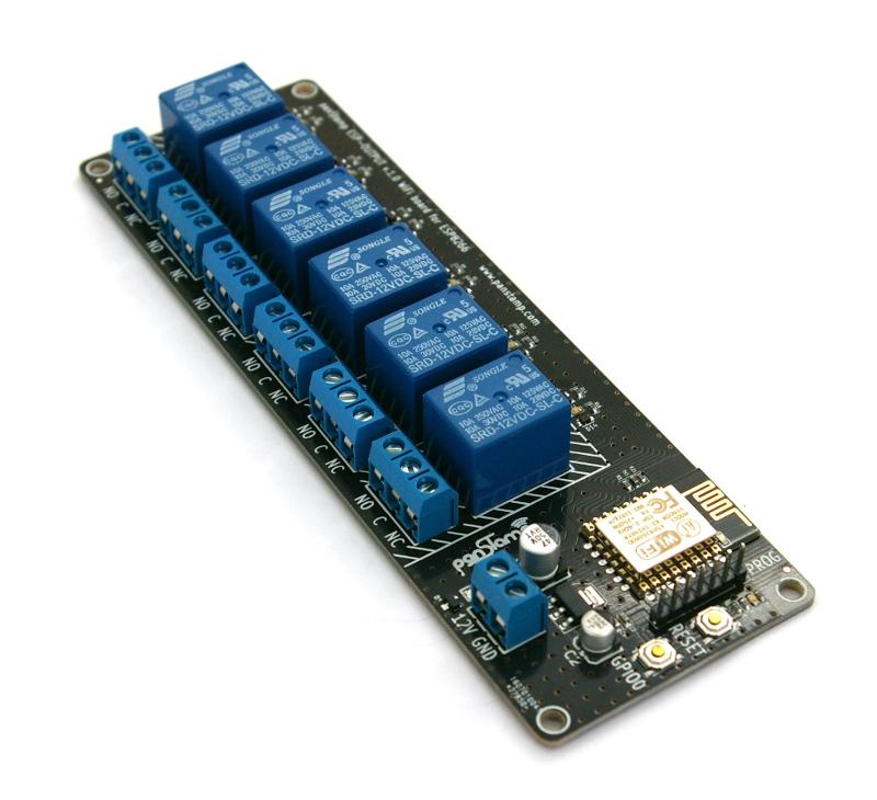 ESP8266 WiFi relay board on sale
